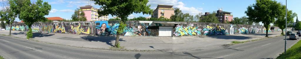 372 Garáží na Pionierskej ulici